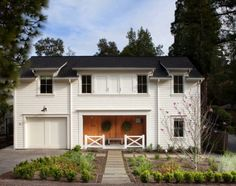 Chic modern farmhouse style in Mill Valley, California