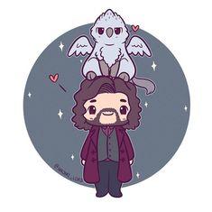 Sirius & Buckbeak