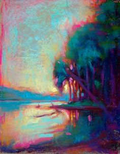 Hunting Island by Susan Mayfield Pastel ~ x