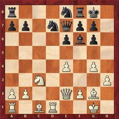 Daily Chess Training Tactics A.Patel-Niemann Saint Louis 2018 White to move Chess puzzle