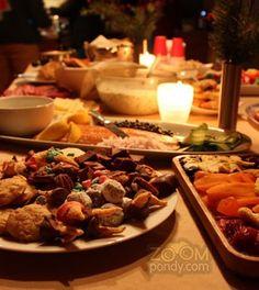 Grand Christmas Lunch & Dinner, Pondicherry - ZoomPondy.com (25-12-2014)