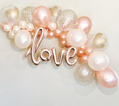 Friday Welcome Party Decor-Balloon Garland Balloon ArchBalloon