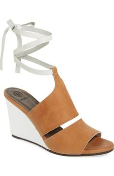Coclico 'Jewel' Wedge Sandal (Women) available at #Nordstrom