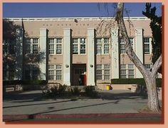 Van Nuys high school