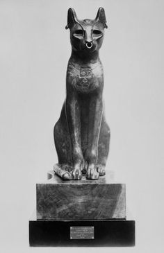 Bastet - Ancient Egyptian Goddess