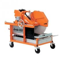 "Clipper Jumbo 1000 40"" Block Saw - 415V Electric"