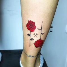 Tattoo realizada com o auxílio de @hachimaeda! Muito obrigado pelos ensinamentos mano! . . . #tattoo Tattoo realizada com o auxílio de @hachimaeda! Muito obrigado pelos ensinamentos mano! . . . #tattoo #tatuagem #tattoo_artwork #tattooart #tattooworkers #art #ink #inktattoo #inkwork #linework #brasiltattoo #flowertattoo #laroye #exu #pombagira #axe Tattoo Artwork, Leaf Tattoos, Piercing, Tattoo Ideas, Thanks, Tattoo Female, Tatoo, Templates, Roses