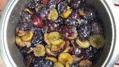 Recept na opravdu domácí švestková povidla bez míchání – Hobbymanie.tv Acai Bowl, Fruit, Tv, Breakfast, Recipes, Food, Acai Berry Bowl, Morning Coffee, Television Set