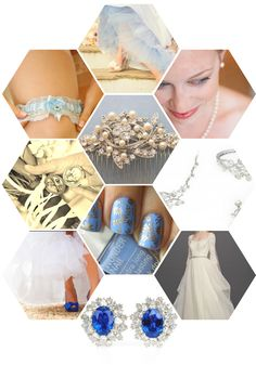 Some awesome ideas for good luck on your wedding day.