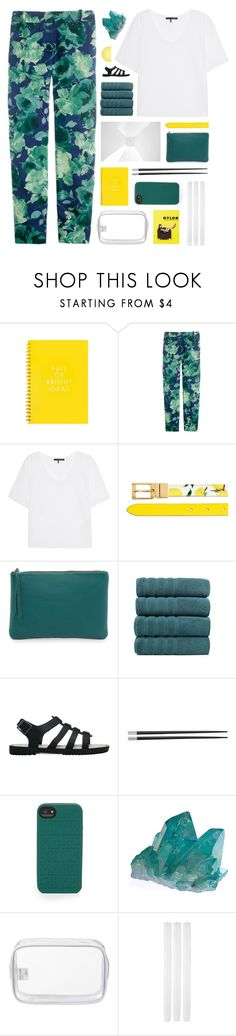 """""""one of those days..."""" by cinnamon-and-cocoa ❤ liked on Polyvore featuring J.Crew, rag & bone, Dolce&Gabbana, Oliveve, Makroteks, Melissa, Typhoon, Marc by Marc Jacobs and John Lewis"""