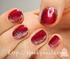 A England Rose Bower + Sensique Art Nails 317