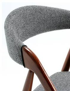4 dining chairs by Kai Kristiansen            ...