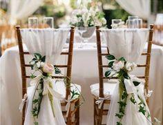 Deecoración de bodas
