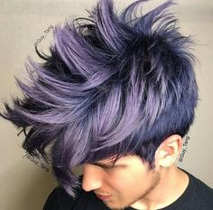 I LOVE IT I AM OBSSESSED I WANT HIS HAIR SO BAD!!!!!!@guy_tang @joeygraceffa                                                                                                                                                                                 More