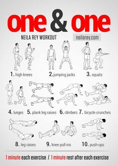 Collection of Free Visual Workouts by Neila Rey - Imgur
