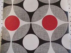 oh the 60's wallpaper envy. @Julie Forrest McCabe @Melissa Squires McCabe does this look familiar?!