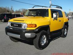 I love my FJ Crusier!