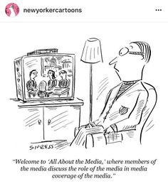 Great news everybody: The funny New Yorker cartoons got a dedicated Instagram account - Imgur