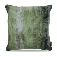 bol.com | Intimo Velvet - Sierkussen - 45x45 - Groen