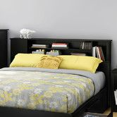 Fusion Full/queen Bookcase Headboard