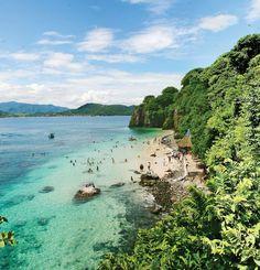 Maior piscina natural do México fica na costa do Pacífico; veja fotos
