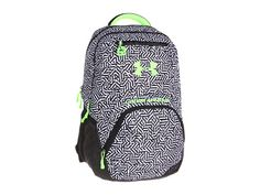 Under Armour UA Exeter Backpack. If I go on any hikes at camp this summer, I'll probably bring this!