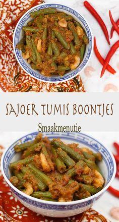 Pureed Food Recipes, Vegetable Recipes, Indian Food Recipes, Asian Recipes, Chicken Recipes, Healthy Recipes, Diner Recipes, Indonesian Food, Indonesian Recipes