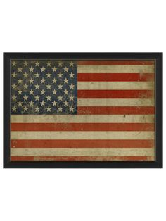 American Flag by Artwork Enclosed at Gilt