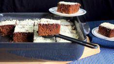 Šalamounova buchta neboli vodouch. Rychlý moučník našich babiček Vanilla Cake, Pudding, Baking, Desserts, Food, Tailgate Desserts, Deserts, Custard Pudding, Bakken