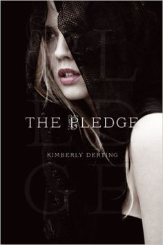 The Pledge by Kimberly Derting is a must-read dystopian novel.