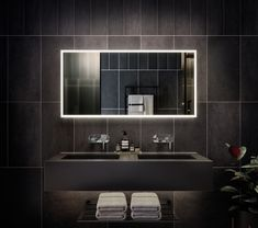 Explore the BEST of Bathroom Mirror at QS Supplies. Get RAK Cupid LED Illuminated Portrait Mirror With Demister And Touch Sensor Switch at a highly discounted rate. MPN: RAKCUP5001 Bathroom Mirror Design, Bathroom Mirror Lights, Mirror With Led Lights, Led Mirror, Wall Mounted Mirror, Bathroom Layout, Shower Taps, Bath Or Shower, Have A Shower