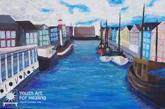 MedStar Georgetown University Hospital | Youth Art For Healing