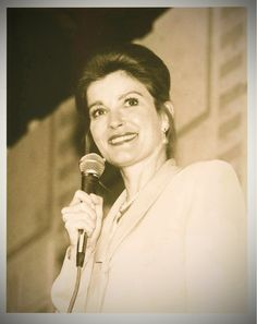 Kate Mulgrew at Creation's Grand Slam March 1995
