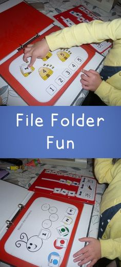 Your students will love this great package containing 10 Bug File Folder type games.  I use them in my number folder  that students can access when I need to test what they know!