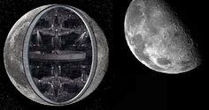Από την αρχαιότητα η Σελήνη έχει χαρακτηριστεί ως τεχνικό δημιούργημα, αφού υπάρχουν καταγεγραμμένες ιστορικές φάσεις όπου στον ουρανό της γης δεν υπάρχει