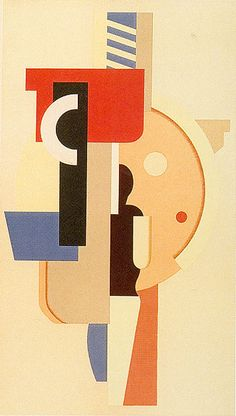 Figure and Circular Segment, 1923. Willi Baumeister The painter, illustrator, and stage designer Willi Baumeister counts among the internationally most recognized representatives of classical modernism in Germany and the avant-garde of the late 1940s and 1950s. Impressionism and cubism shaped Baumeister's early paintings, playing an essential role in his work until the end of the 1920s.