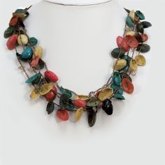 Pistachio Shell Jewelry and other pistachio crafts