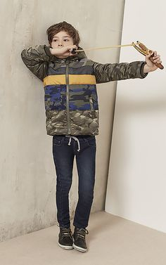 IKKS Boys' Clothes | Vintage Look for Kids | Fall Fashion