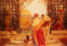 La Salutation de Pierrot, Gaston de Latouche