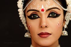 """THE ODISSI DANCER"" #500px http://500px.com/photo/44499794 #sangeethpics #odissi #danceform #india #portrait #artform #makeup #orissa"