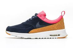 On-Feet Images Of The Nike Air Max Thea Obsidian