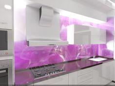 """Busca imágenes de diseños de Cocinas estilo moderno de дизайн-студия """"КВАДРАТ"""". Encuentra las mejores fotos para inspirarte y crear el hogar de tus sueños."""