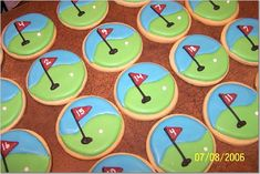 golf cookies - Google Search