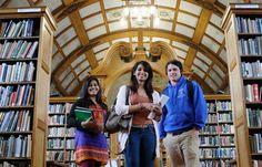 Bangor University Library Bangor University, University Life, University Rankings, Student, College Students