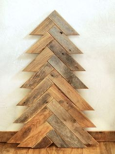 30+ Wonderful DIY Christmas Craft Ideas From Woods
