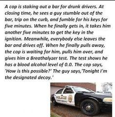 Funny cop story - http://jokideo.com/funny-cop-story/