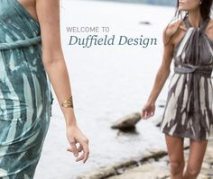 Duffield Design - Stitching Sustainability into Fashion
