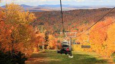 12 des plus beaux endroits à visiter cet automne au Québec
