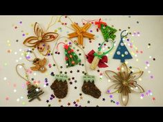10 DIY Ideas for Christmas Tree Decorations Christmas Decor Diy Cheap, Silver Christmas Decorations, Diy Christmas Ornaments, Christmas Trees, Dollar Store Christmas, 242, Small Houses, Apartments, Decorating