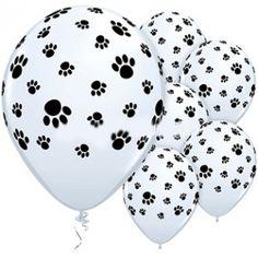 5  Balões Patinhas